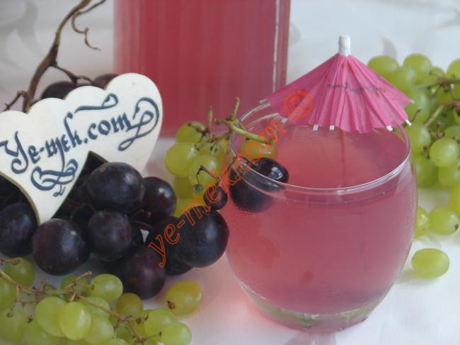 Grape Juice Recipe