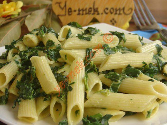 Creamy Spinach Pasta Recipe