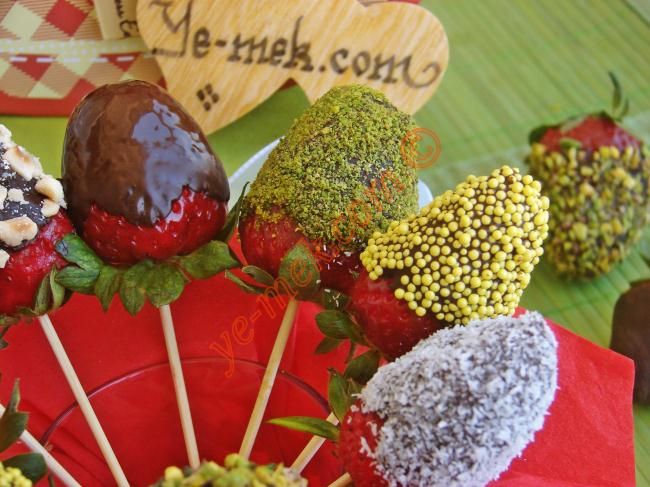 Strawberry Chocolate Bouquet Recipe