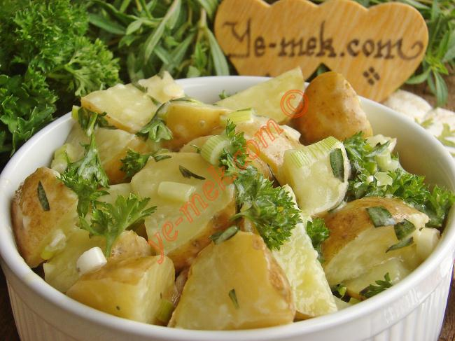Fresh Potato Salad Recipe