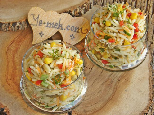 Barley Noodles Salad Recipe