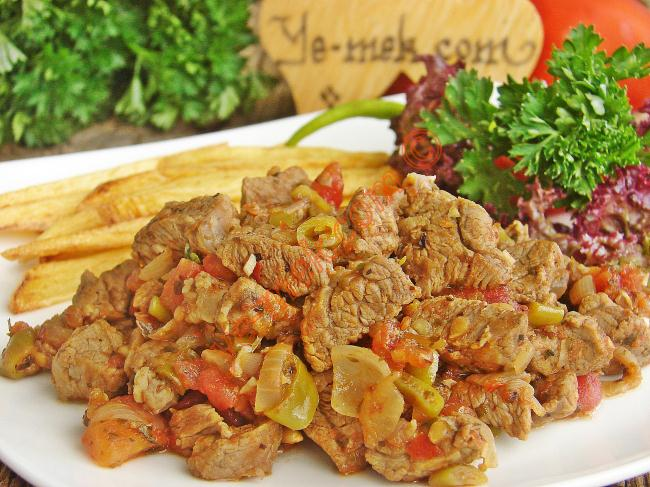 "Shepherd""s Kebab Recipe"
