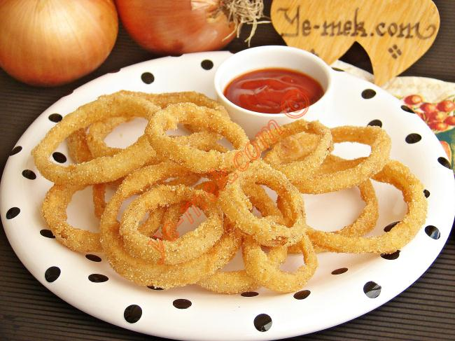 Crispy Onion Rings Recipe