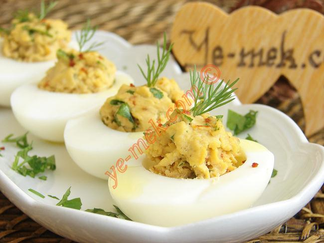 Stuffed Egg Recipe